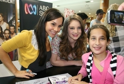 Dance Academy Signing - Eastgardens