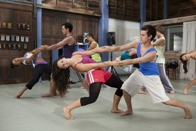 Dance Academy!!