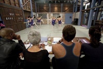 Dance Academy!!!