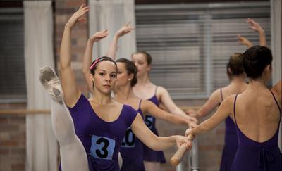 Dena Kaplan: Dance Academy!