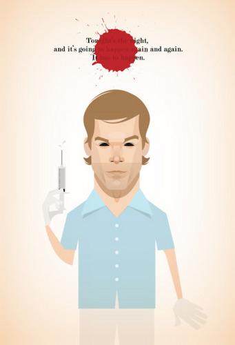 Dexter- Poster