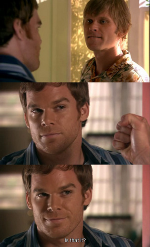 Dexter and Paul