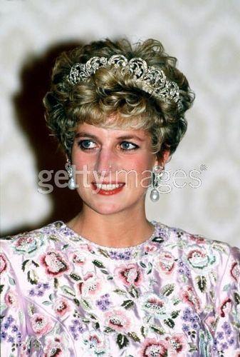Diana At Banquet