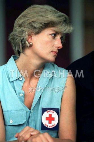 Diana Landmine Victims Angola