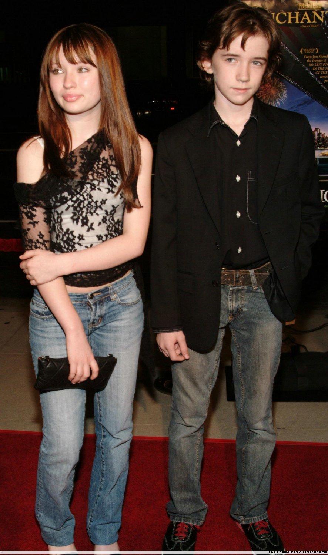"Emily @ ""In America"" Premiere: November 20, 2003 in Beverly Hills HQ"