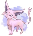 Espeon - espeongirl360 fan art