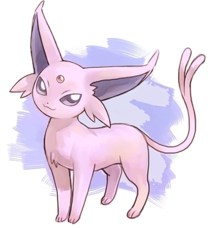 Without A Doubt Weirdest Image Espeon Espeongirl360 17853283 430 470