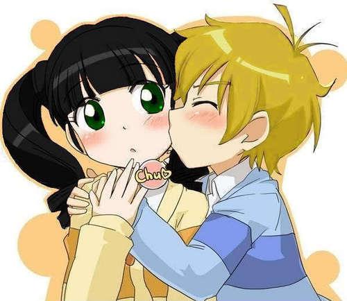 FLETCHER! DON'T kiss HEXA YOU IDIOT!