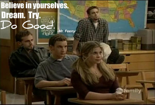 Fab 4 of Boy Meets World