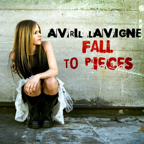 Fall to Pieces [FanMade Single Cover]