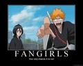 Fangirls - anime fan art