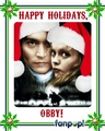 Fanpop Secret Santa 2010:  Oblix - fanpop-users fan art