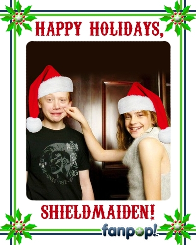 Fanpop Secret Santa 2010: Shieldmaiden