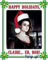 Fanpop Secret Santa 2010:  claire-aka-bob - fanpop-users fan art