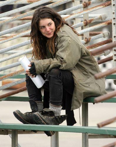 Filming: December 16th, 2010