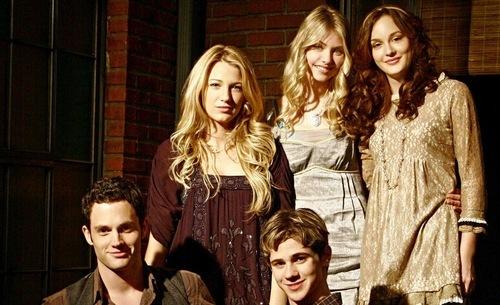 Gossip girl cast :))
