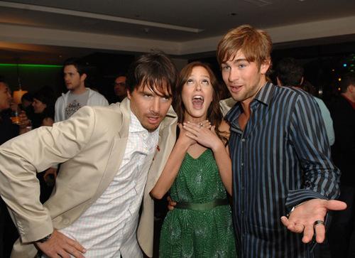 Matthew, Leighton & Chace :))