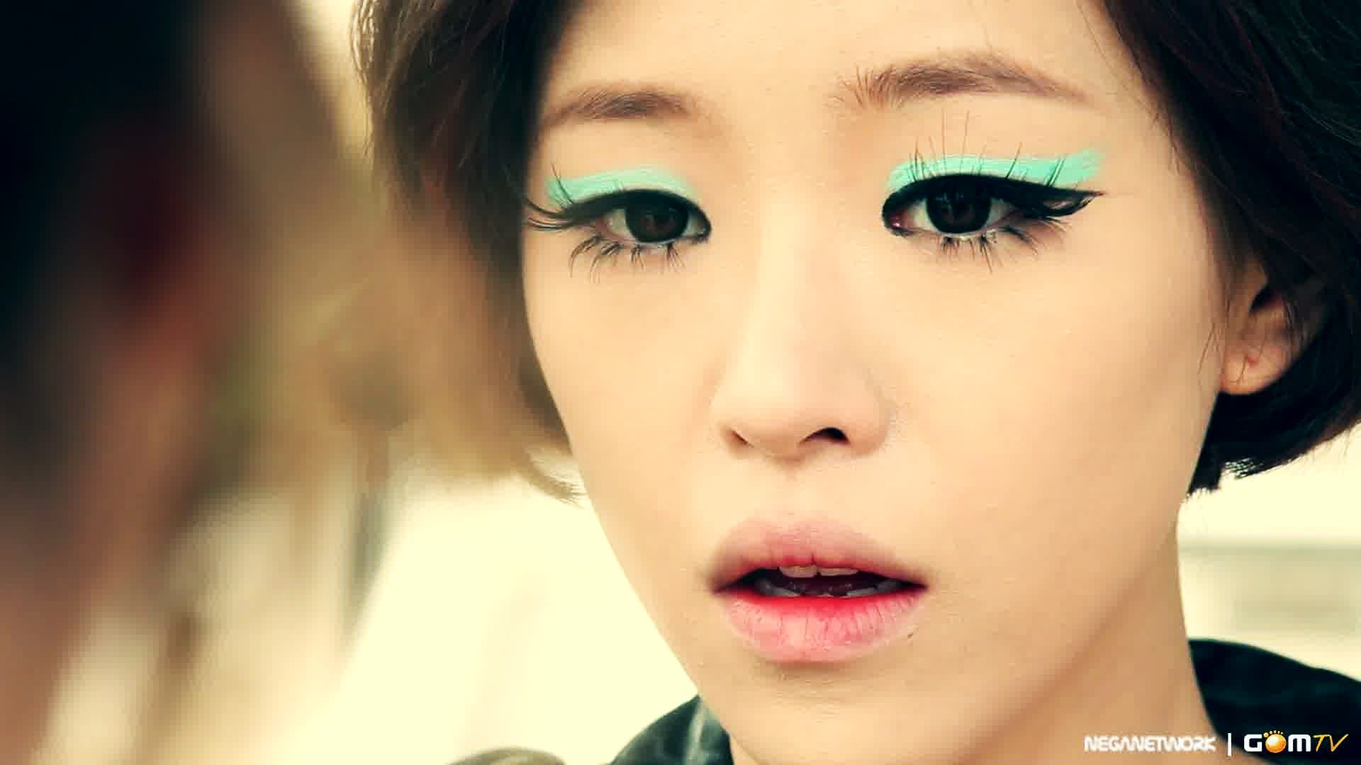 макияж для кореянок картинки
