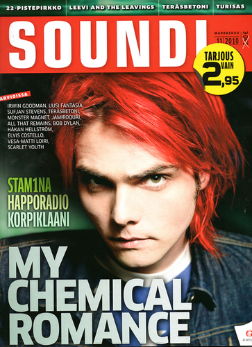 Gerard Sound cover