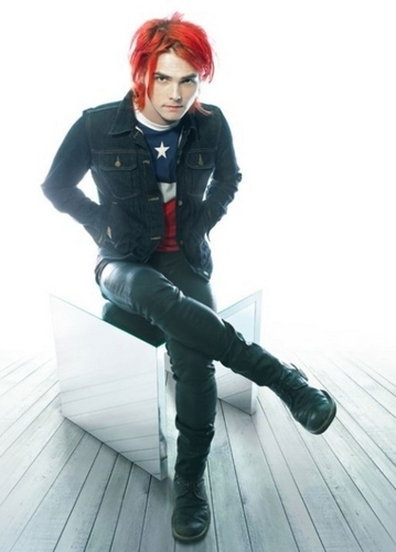 Gerard - gerard-way Photo