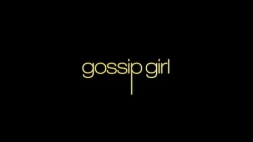 Gossip Girl (Logo)