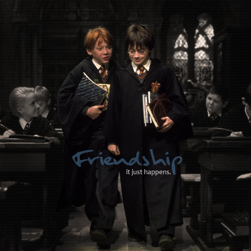Harry & Ron :))