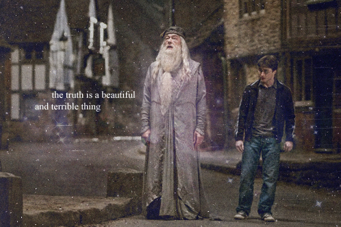 Dumbledore & Harry :))