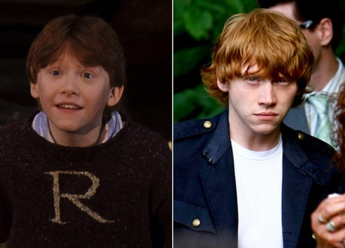 Rupert :)) Before & After