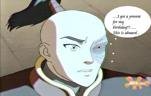 Happy Birthday Zuko