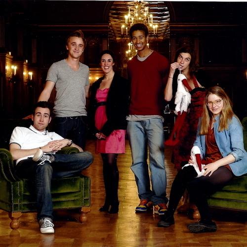"""Harry Potter convention """"Magic Christmas"""" - Paris (2010)"""