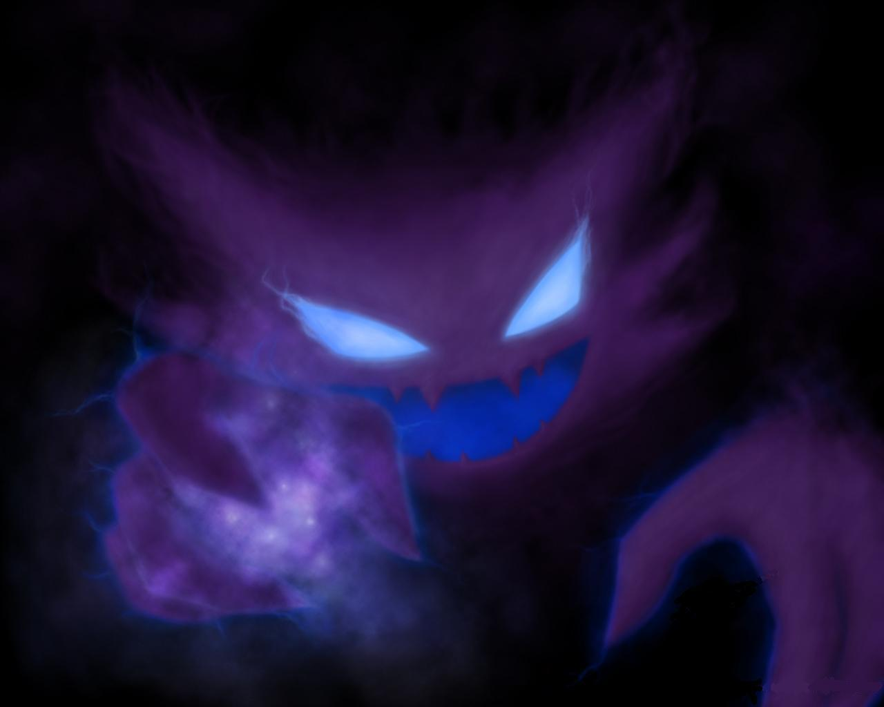 Gastly, Haunter, and Gengar images Haunter HD wallpaper ...