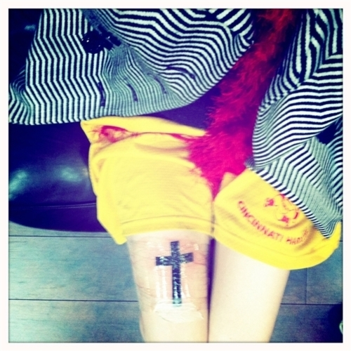 Hayley Williams's New Tattoo.