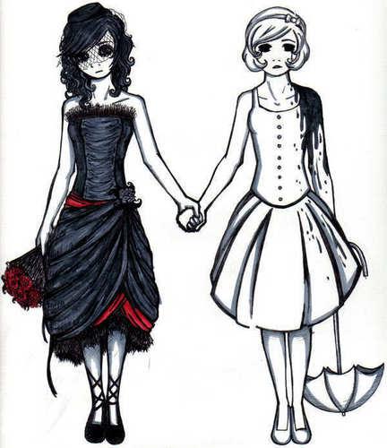 Helena and White Girl