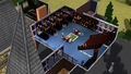 Hogwarts in SIMS3
