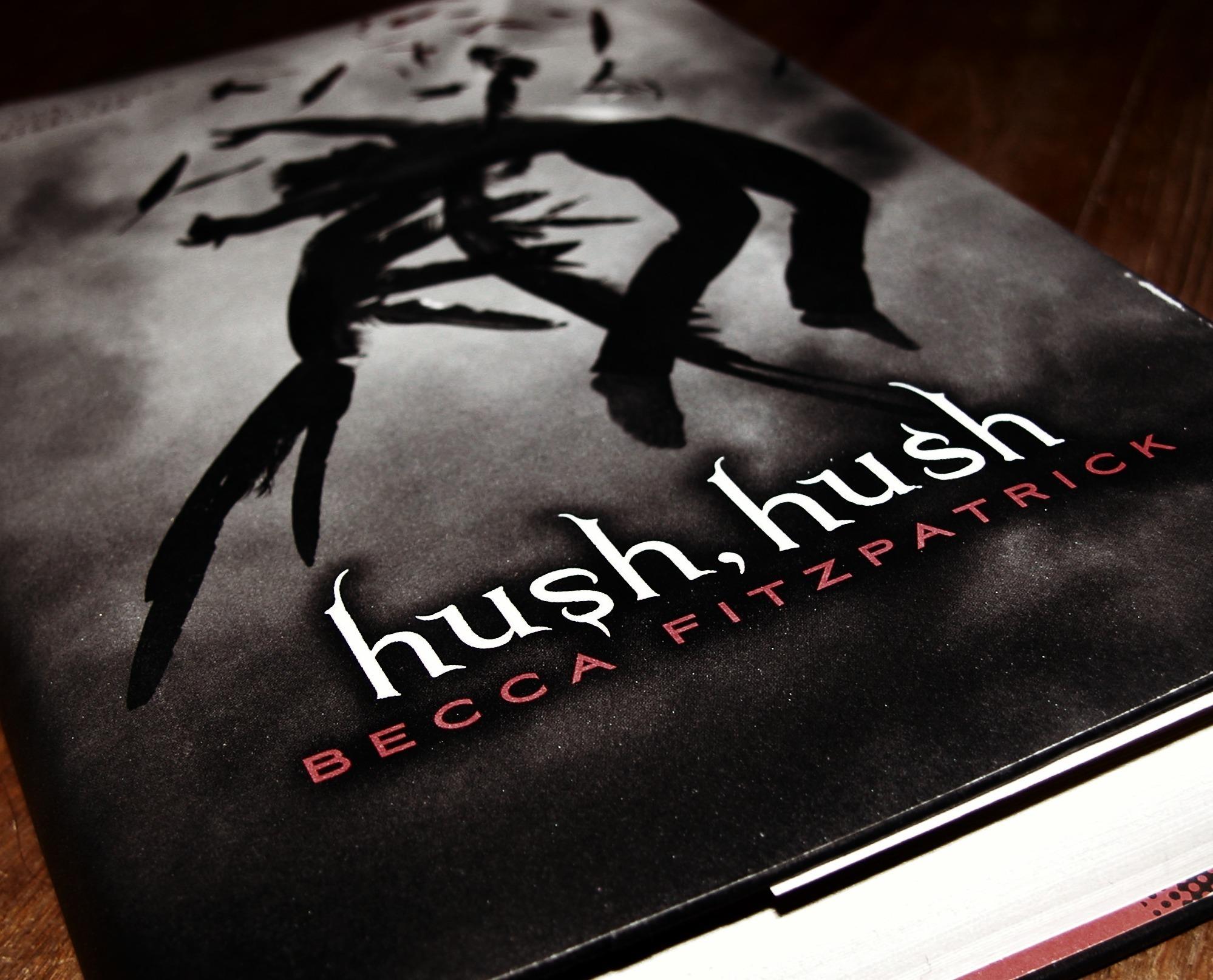 Resultado de imagen para hush hush libro patch
