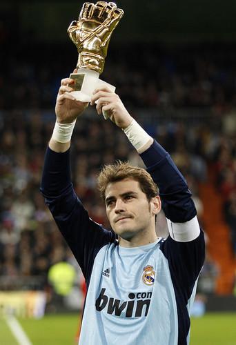 I. Casillas (Real Madrid - Sevilla)