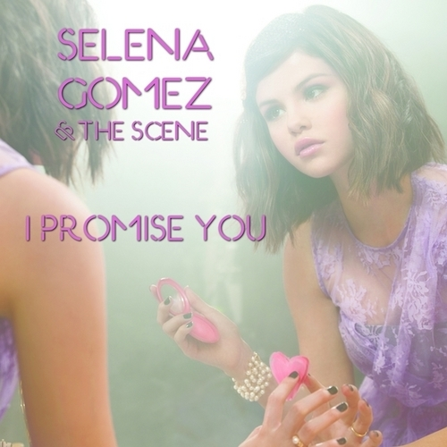 I Promise You [FanMade Single Cover]