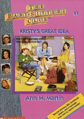 I love the Baby-Sitters Club!!!