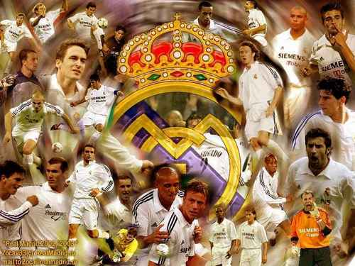 I luv Real Madrid