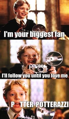 I'm your biggest 팬