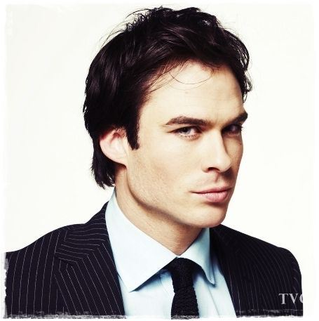 Ian for GQ Magazine