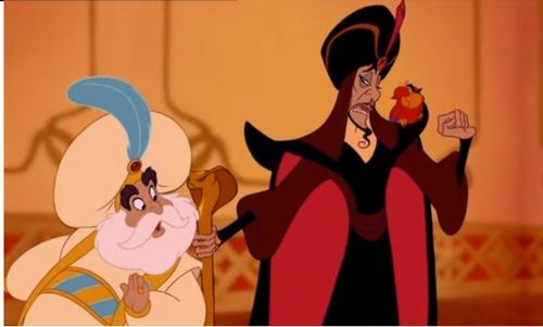 Jafar hình nền called Jafar, Iago & Sultan
