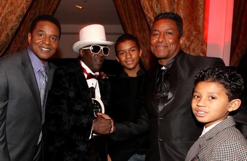 Jaffar and Jermajesty~Jacksons: A Family Dynasty!