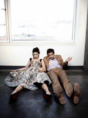 Anne Hathaway And Jake Gyllenhaal Photoshoot. James White Photoshoot