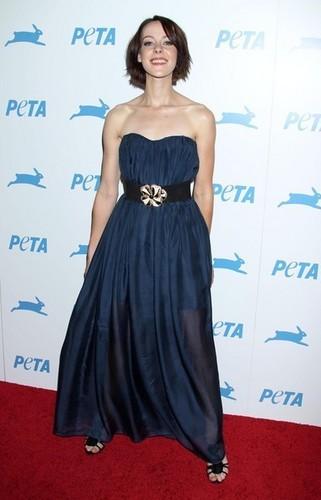 Jena Malone, PETA's 30th Anniversary Gala and Humanitarian Awards, September 25, 2010