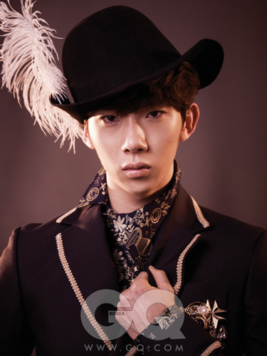 Jo Kwon For GQ