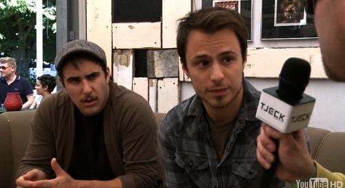 Josh and Zac <3