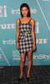 Julia Jones At The Hollywood Foreign Press Association & InStyle Introduce Miss Golden Globe - twilight-series photo