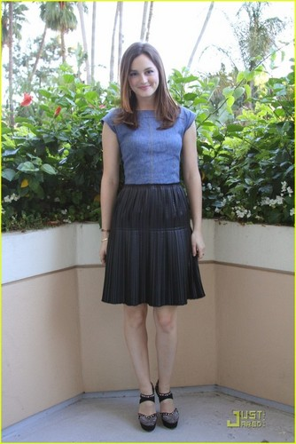 Just Jared 'country Strong' Interview