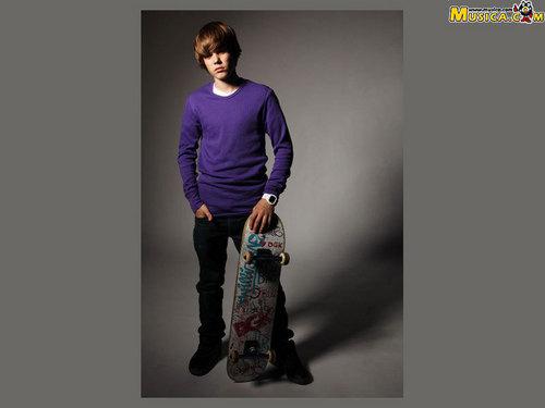 Justin and Vonita Biebers